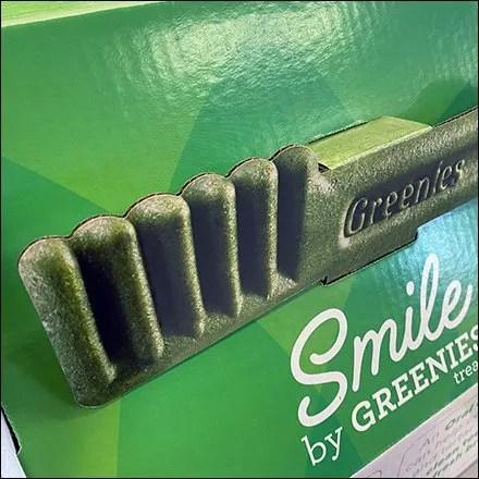 Greenies Dental Treats Molded Dimensional