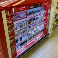 Rimmel Edge-Your-Look Lip and Face Makeup