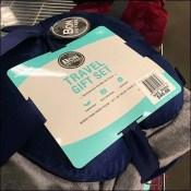 Macy's Travel Gift Set Cart Merchandising