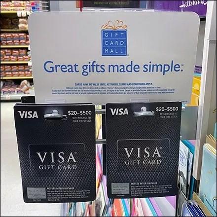 Visa Solid-Metal Butterfly Hook Cross-Sell