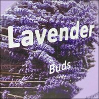 Lavender-Buds Corrugated Gravity-Feed