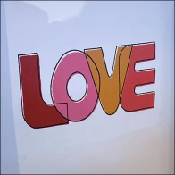 Coach Selling Love Branding Concept Sign