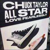 Converse Chuck-Taylor Forward-Facing Display