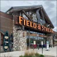 Field-&-Stream Imposing Entry Branding