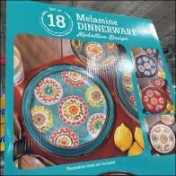 Melamine Tableware Table-Top Display Main