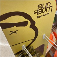 Sun-Bum Hair-Care Corrugated Tower