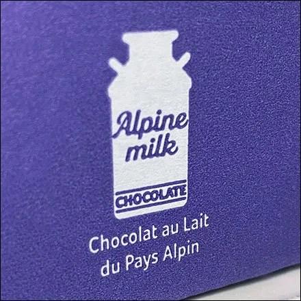 Milka Chocolate Alpine Milk Certification