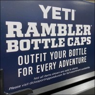 Yeti Rambler Bar Merchandiser Display
