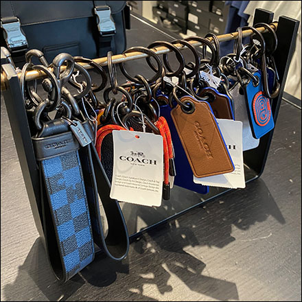 Coach Keychain-Assortment Hitching Post