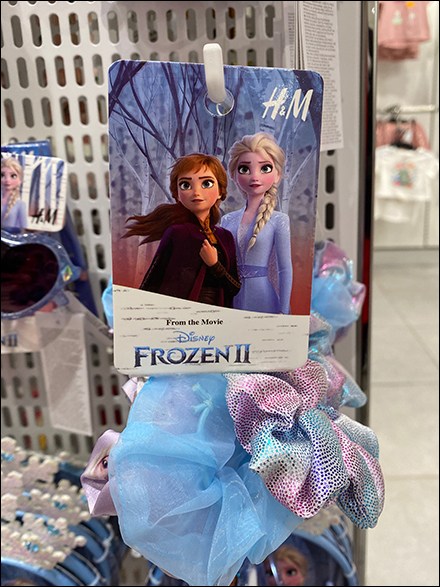 H&M Disney Straight-Entry Display Hook