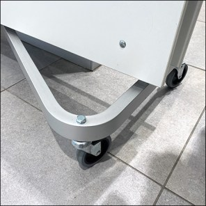 H&M Folding-Cart vs Folding-Table Display