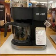 Kohl's Keurig Coffee Department Overhead Sign 4