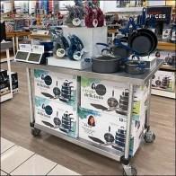 Create-Delicious Rachael-Ray Cookware CartCreate-Delicious Rachael-Ray Cookware Cart
