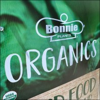 Bonnie Organics Outdoor Banner at Lowes