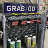 Lowes Grab-And-Go Half-Height Powerwing