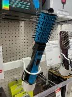Straightening-Brush Flat-Bar Holster Stocked
