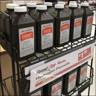 Hydrogen Peroxide Display Chemistry