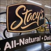 Stacy's Pita-Chips Custom Rack Display