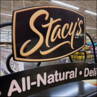 Stacy's Pita Chips Custom Rack Display