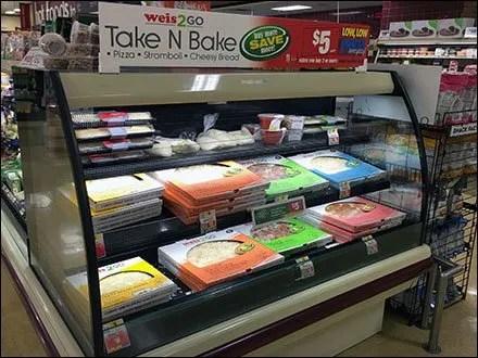 Take-N-Bake Grab-And-Go Cooler