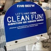 Five-Below Clean-Fun Hand Sanitizer