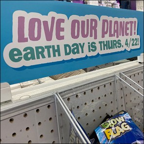 Love-Our-Planet On-Shelf Bulk Bins