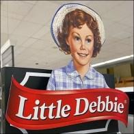 Little Debbie Bakery Shop Endcap Display