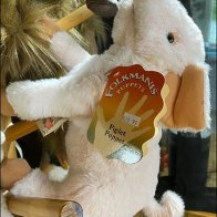 Folkmanis Hand-Puppet Hang-Tag
