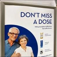 Don't-Miss-A-Dose Merchandising Scheme