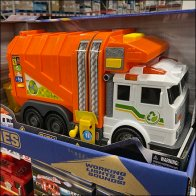 Private-Label Action Toy Truck Details