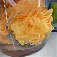 Bath Sponge Acrylic Gravity-Feed