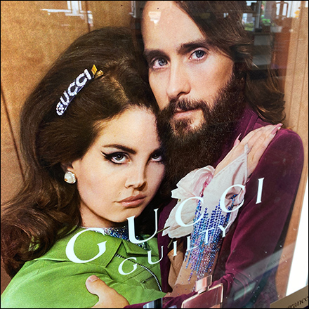 Gucci Guilty Fragrance Duality Merchandising