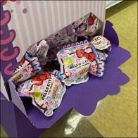 Mini Hello Kitty Gravity-Feed Display