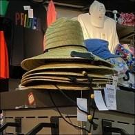 Zumiez Freestanding Slotwall Hat Tower