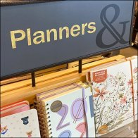 Barnes & Noble Planners Journals And More Rack