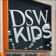Kids Shoes Perimeter Sign Definition