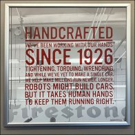 In-Store Branding Handcrafted Since 1926