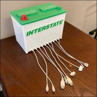 Firestone Interstate Battery iDevice ChargerFirestone Interstate Battery iDevice Charger
