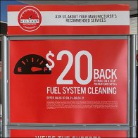 Firestone Protect Your Car Proposition