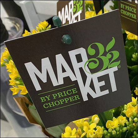 Grab-And-Go Potted Plant Branding