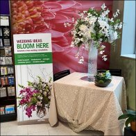 Wedding Ideas Bloom Here Promotion