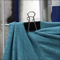 Hoodie Gridwall Binder-Clip Outfitting