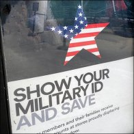 Crossings-Outlets Military ID Savings Reminder