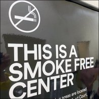 Crossings-Outlets Smoke-Free Center DeclarationCrossings-Outlets Smoke-Free Center Declaration