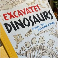 How To Excavate Dinosaurs Book Promo