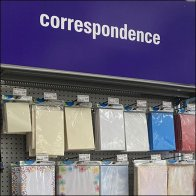 Stationery Upsell to Correspondence at FedExStationery Upsell to Correspondence at FedEx