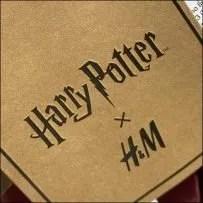 Harry-Potter Umbrella Hang Tags