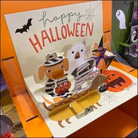 Halloween Pop-Up Greeting Cards at TJMaxxHalloween Pop-Up Greeting Cards at TJMaxx