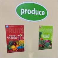 Children's Produce Department Outfitting