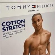 Tommy Hilfiger Cotton-Stretch Underwear
